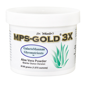 MPS Gold 3X